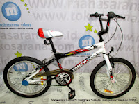 Sepeda BMX Wimcycle Super Big Daddy Independence Day 1945 20 Inci