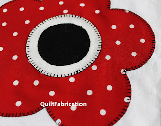 flower by QuiltFabrication
