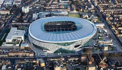 «Тоттенхэм» назвал дату первого матча на новом стадионе