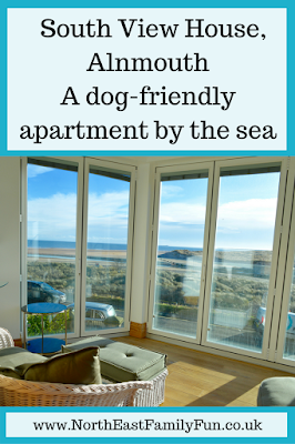 South View House, Alnmouth - A high-tech & spacious family (and dog-friendly) apartment by the beach | Our stay with Walton Robinson
