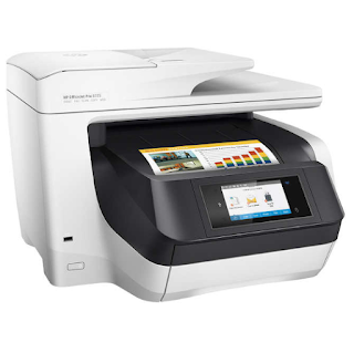 HP OfficeJet Pro 8725 All-in-One Color Inkjet Printer Drivers - Software For Windows, Mac and Linux