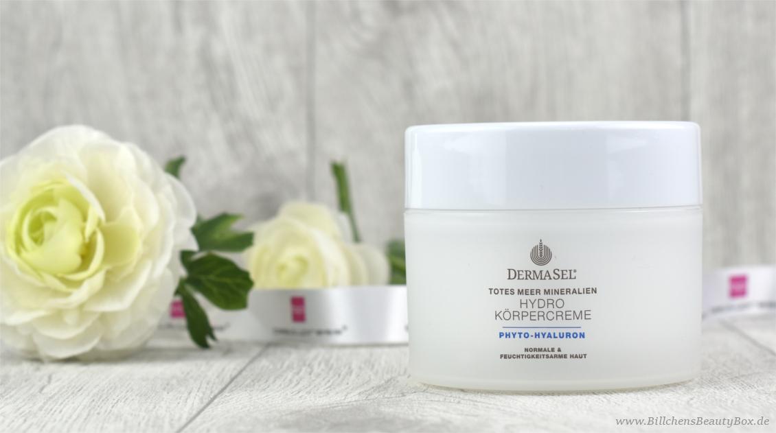 beautypress News Box - DermaSel - Totes Meer Mineralien Hydro Körpercreme