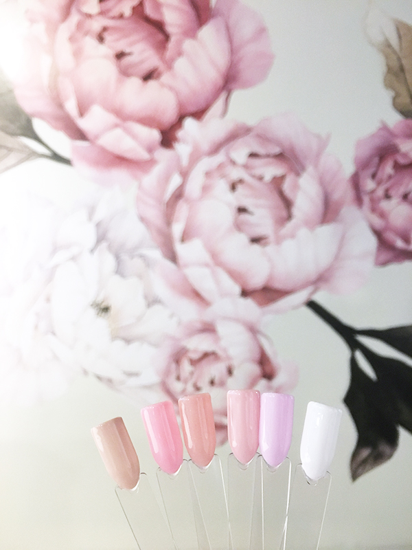 Lily & Roo Vancouver nail swatches