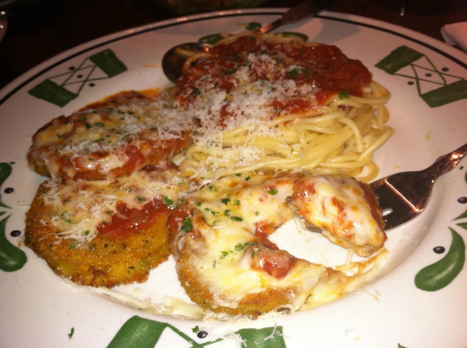 Pizza Olive Garden Menu: Almost Vegetarian: Eating Vegetarian At Italian