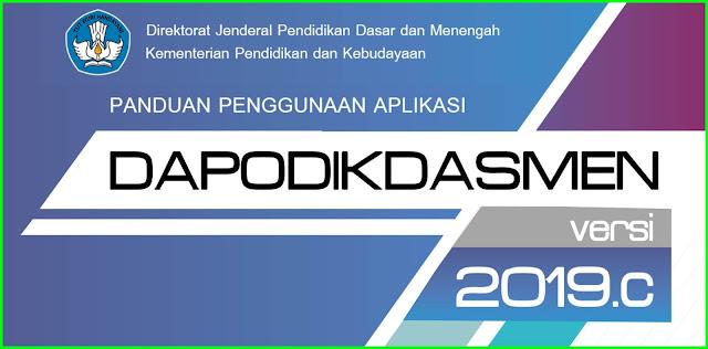 download buku panduan aplikasi dapodikdasmen tahun 2020
