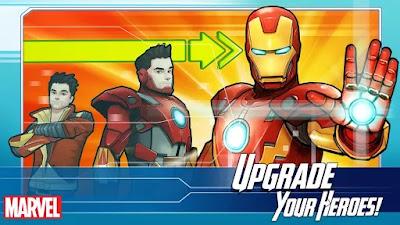 Marvel Avengers Academy Mod Apk4