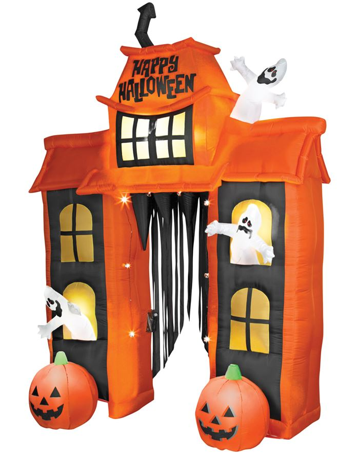 Hot Halloween Inflatables Clearance Sales
