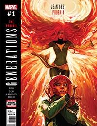 Generations: Phoenix & Jean Grey