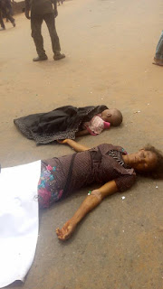 Failed System; Pregnant Woman, Others Die As Police Cause Accident Along Onitsha/Enugu Express Road 1