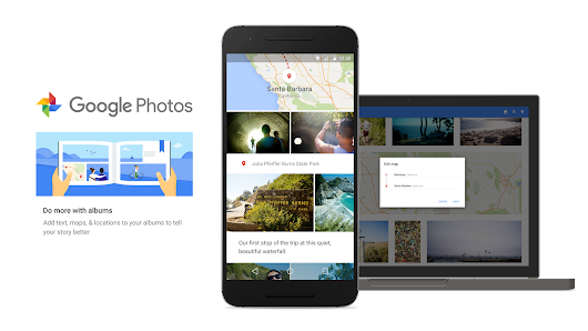 Smarter photo albums, without the work