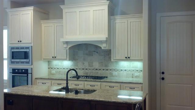 Bead Board Kitchen Cabinets