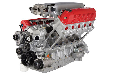 Motore Dodge Viper V10