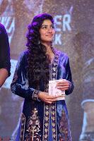Beautiful Cute Sai Pallavi in dark Blue dress at Fidaa music launch  Exclusive Celebrities galleries 019.JPG