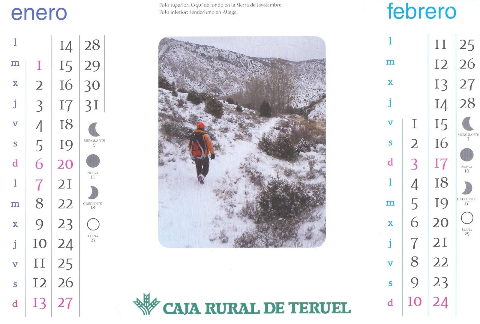 100 puntas inaccesibles de teruel 2012 for Caja rural de teruel oficinas