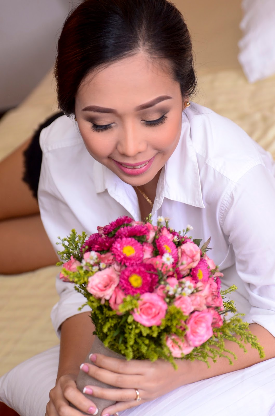 Leah Jacobe Weddings: rustic theme wedding davao