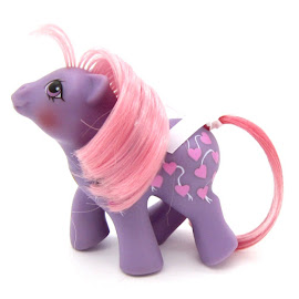 My Little Pony Baby Love Melody Year Eight Mail Order G1 Pony