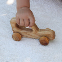 Baby Wooden Car LBC28, Lotes Toys