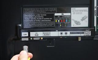 TV Ethernet