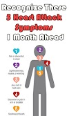 Recognize These 5 Heart Attack Symptoms 1 Month Ahead !