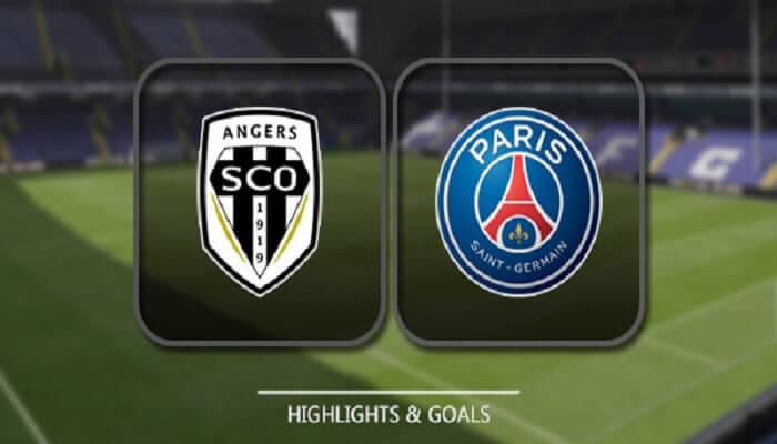 Ver Partido Angers vs Paris Saint Germain ONLINE