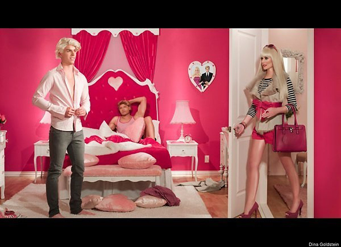 simply frabulous: The dark side of Barbie and Ken