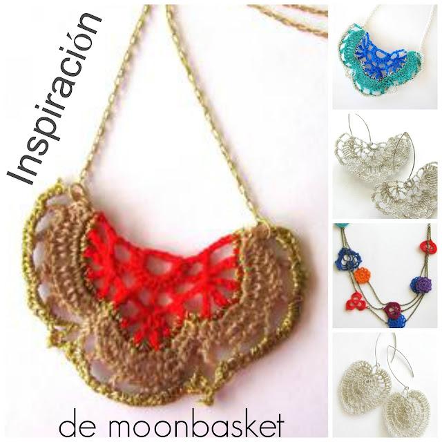 Joyas Inspiradoras de Crochet