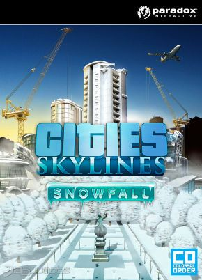 Cities Skylines Snowfall PC Full Español [Mega]