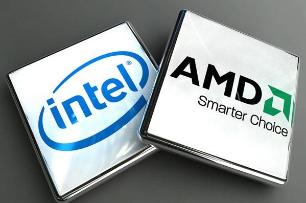 Pengertian processor intel dan AMD