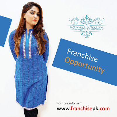 Chiragh Fashion Franchise Opportunity