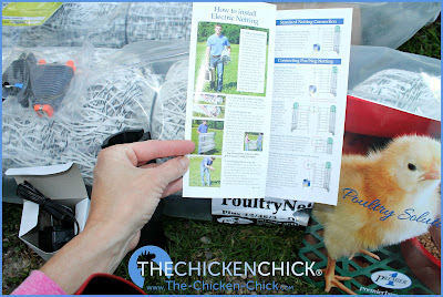Premier 1 Electric Poultry Netting instructions