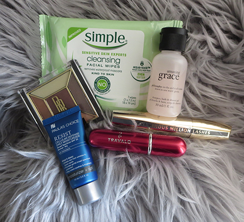 Summer Travel Beauty Essentials including TRAVALO ~ #Review #Giveaway
