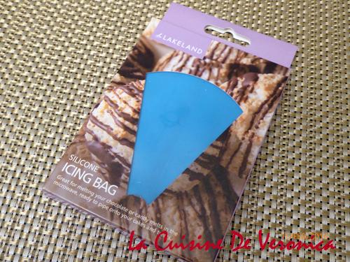 矽膠唧花袋 Silicone Icing Bag