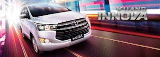Spesifikasi dan Harga Toyota Kijang Innova 2018
