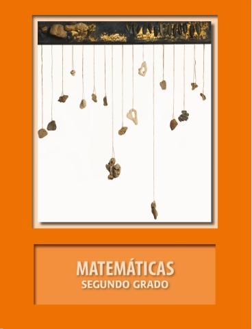 Matemáticas segundo grado Nuevo Modelo Educativo