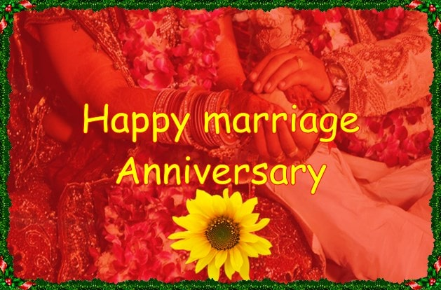 Best wedding Anniversary Photos Images and Quotes - happy anniversary flowers pictures