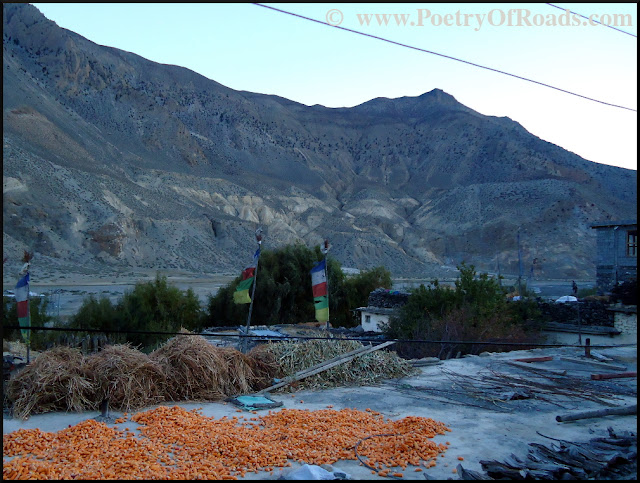 Mystic Mustang and the holy Muktinath