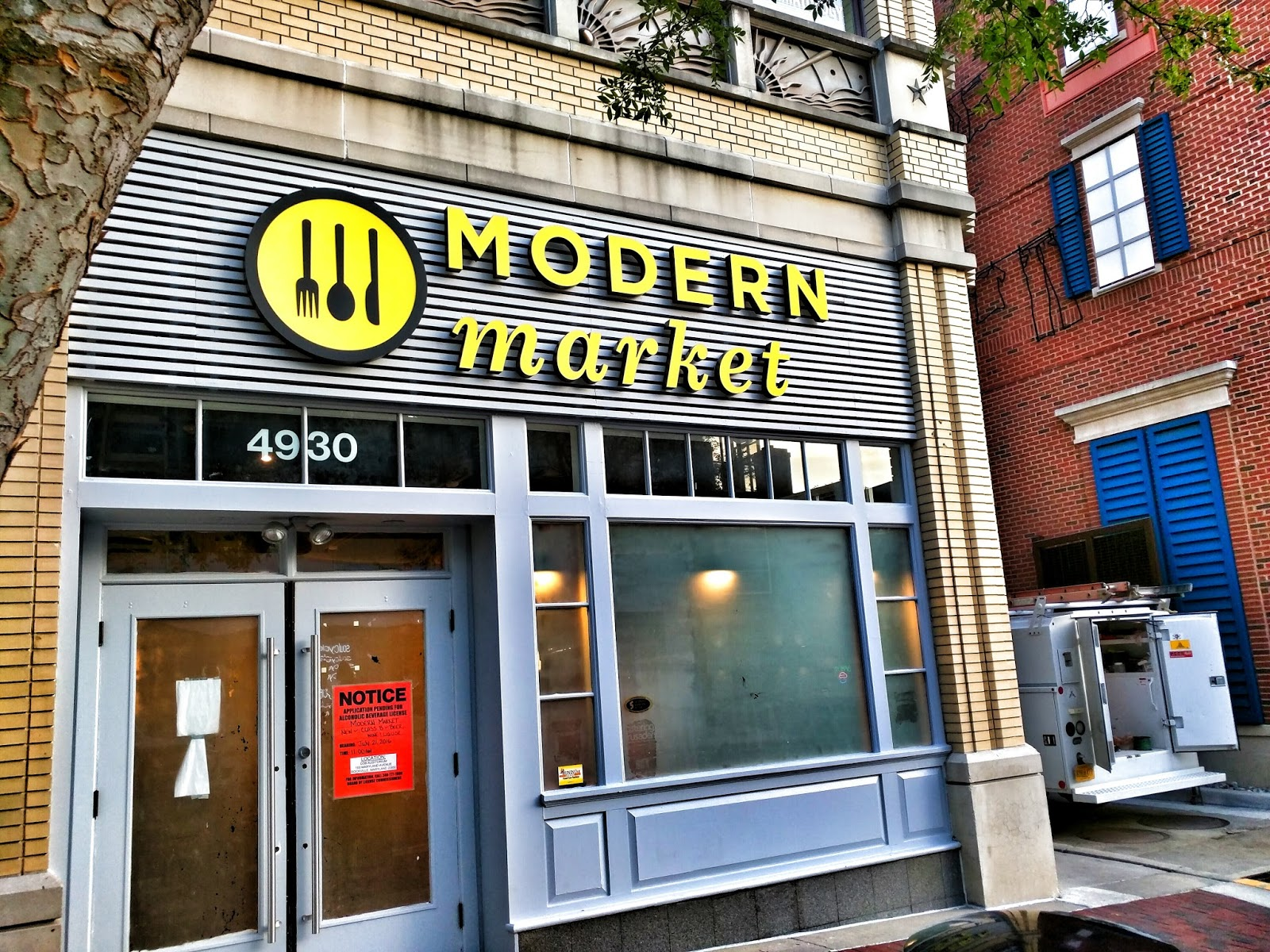 Bethesda Construction Update Modern Market Photos