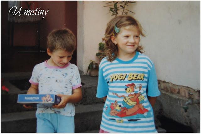 Wspomnienia z dzieciństwa...