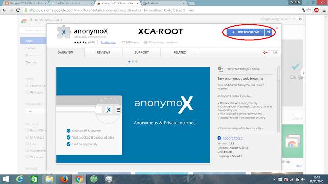 Cara Membuka Situs Yang Diblokir Menggunakan Anonymox Mozilla Firefox | Foto Bugil Bokep 2017