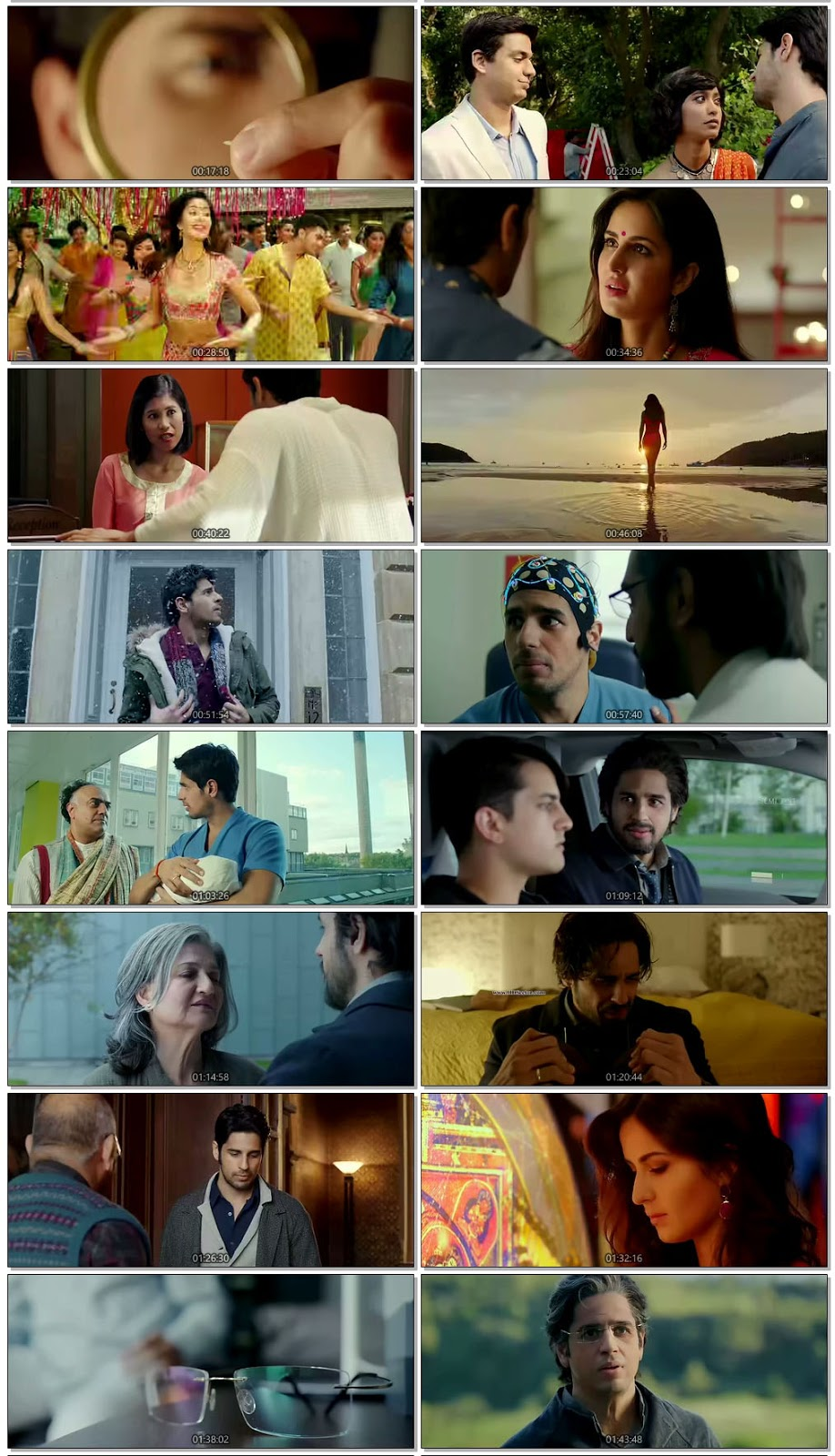 Baar Baar Dekho 2016 Bollywood Mobile HEVC Download at movies500.com
