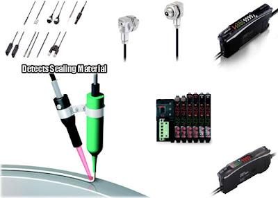 Omron Fiber Sensors