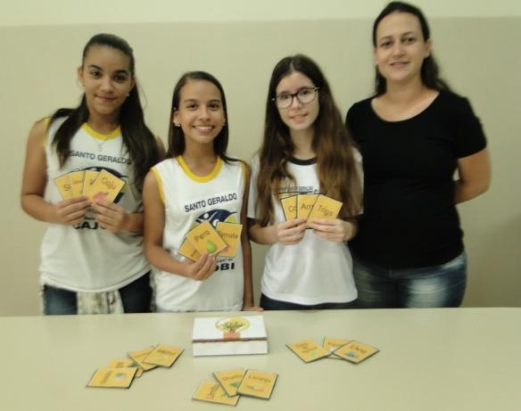 Projeto de alunas de Cajobi é finalista entre 181 escolas em Ribeirão Preto