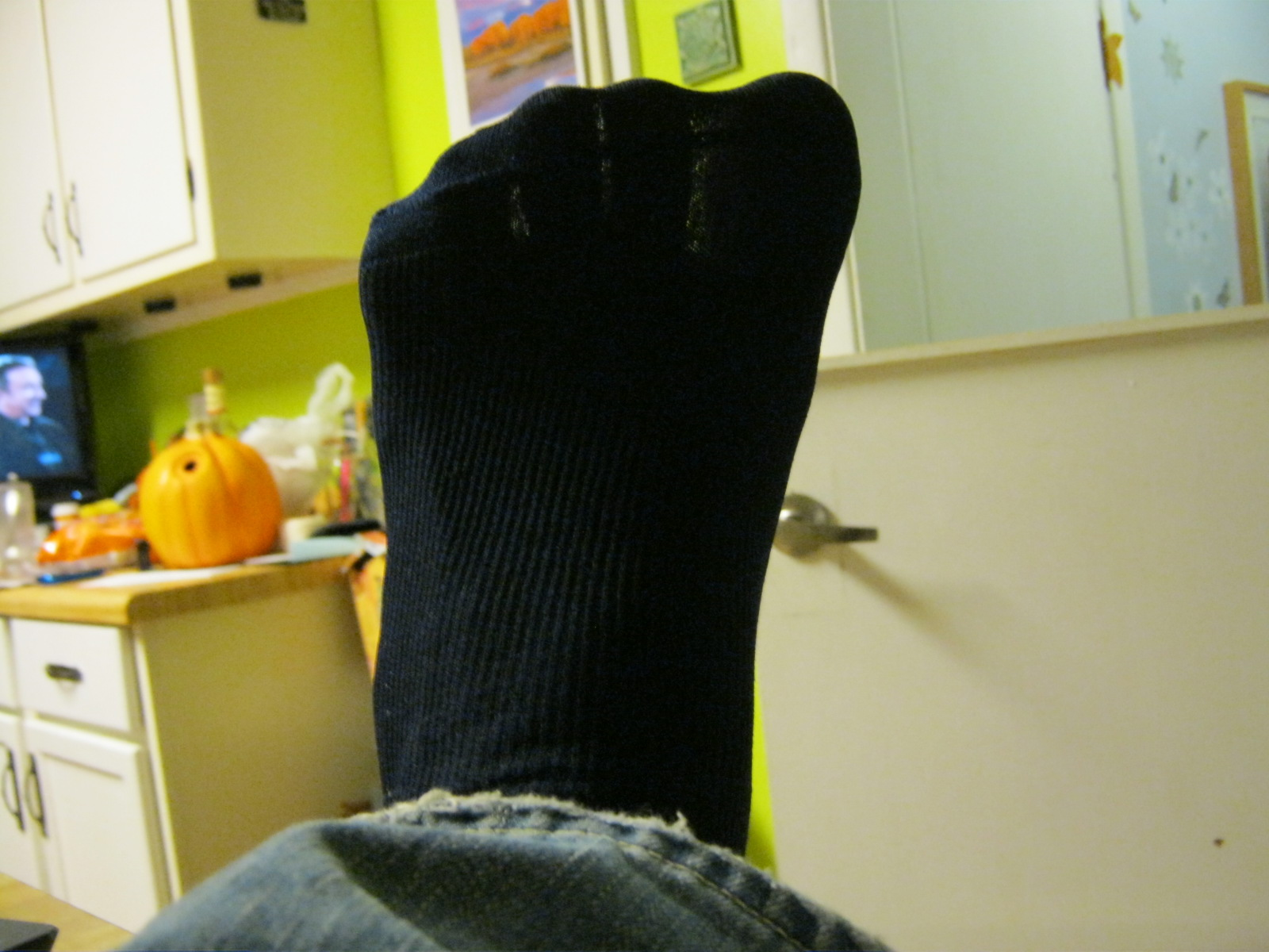 Socken Kitzeln