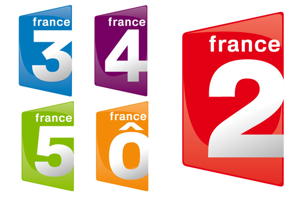 France 2 HD /2/3/4/5 - Hotbird Frequency