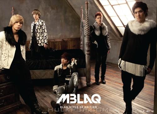MBLAQ – BLAQ Style 3D Edition (ITUNES PLUS AAC M4A)
