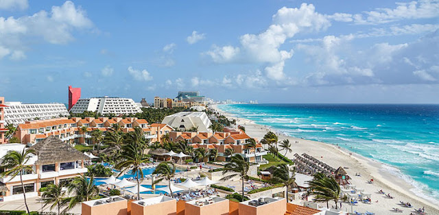 1001 Places I'd Like to Visit before I Die # 4 - Cancun 3