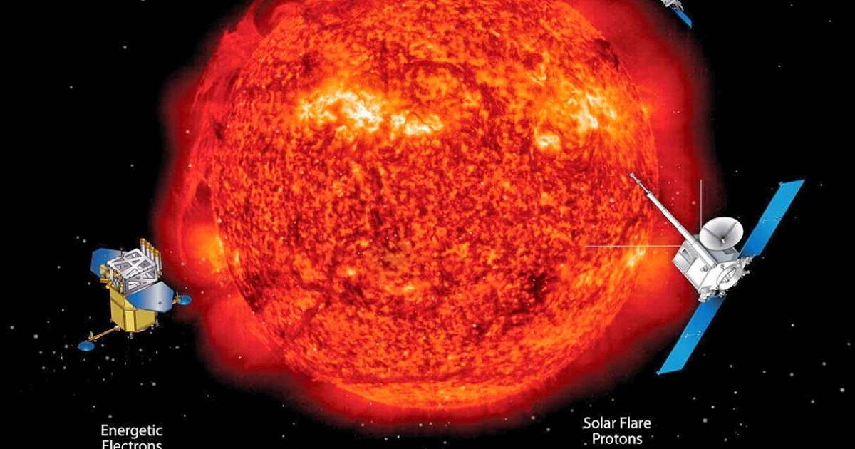 solar storm set to reach earth thursday - photo #10