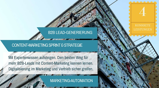 Konkrete B2B-Online Marketing Lösungen für den Mittelstand