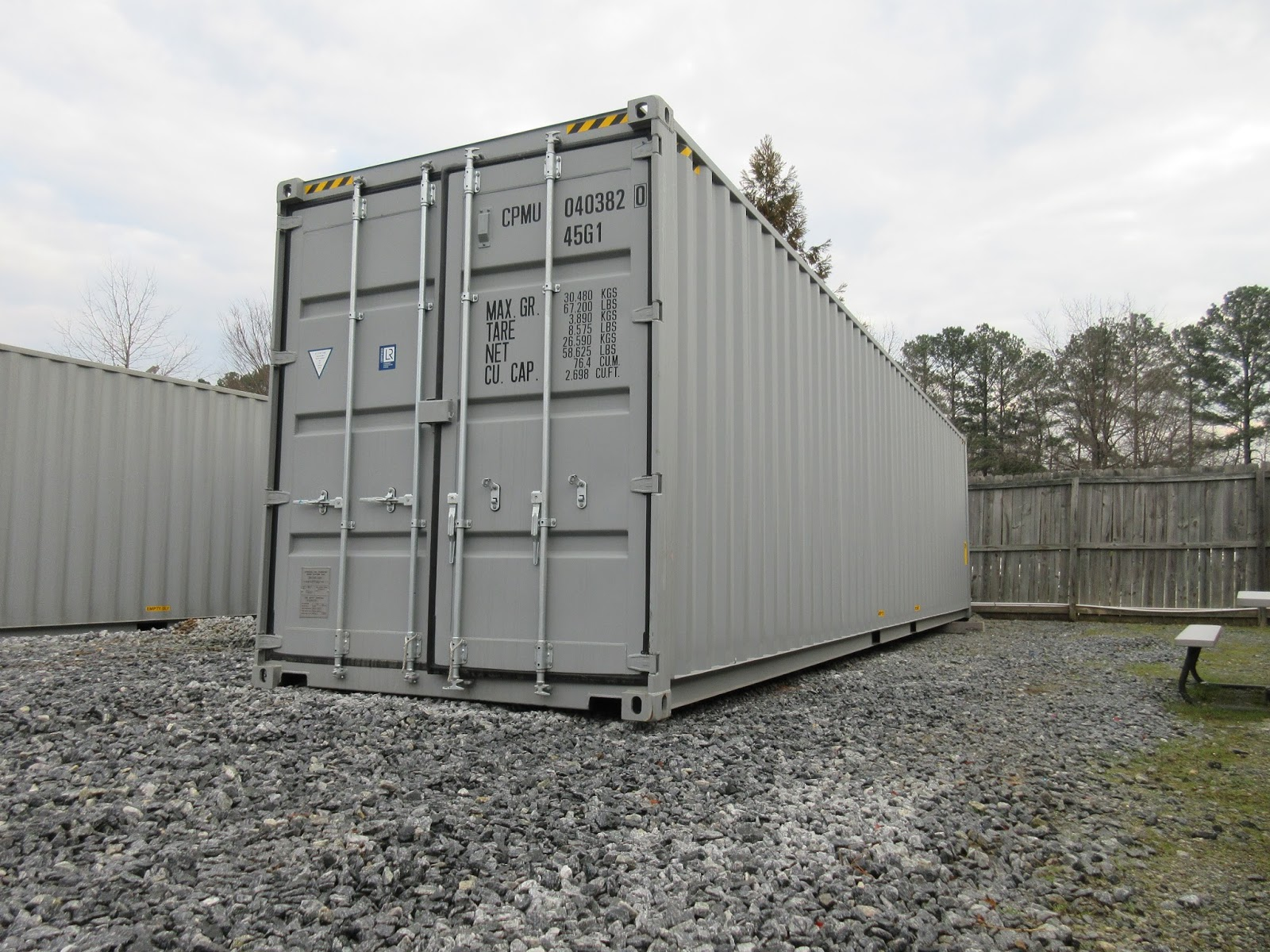 Surface prep for your storage shipping container what to for Surface container