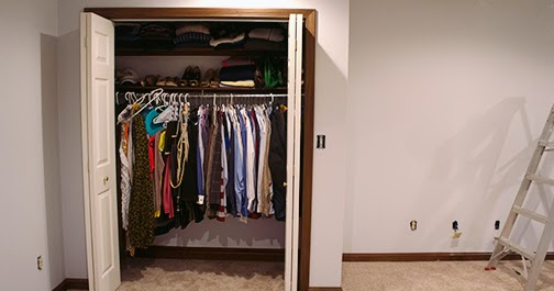 This Ugly House The Master Closet Situation Always A